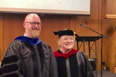 Dr. Nancey Murphy and Dr. Matthew Eppinette